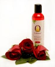 O3 Coconut Oxygen-Infused Skin Moisturizer - Rose 4 oz